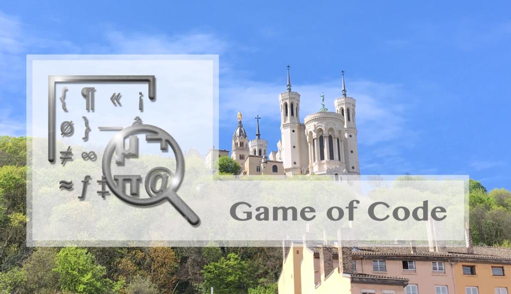 Front page slides Games - GoC